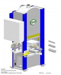 ECO Servo Universal Stanzautomat A-SPS-80